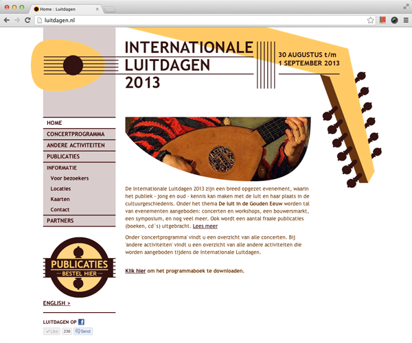 Luitdagen-screenshot
